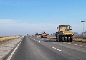 Comenzó la transformación y construcción  de la ruta segura entre Junín y San Luis