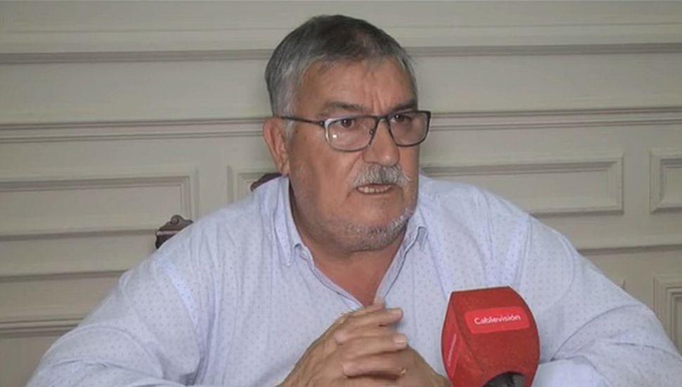 Gatica rechazó la declaración de emergencia comercial