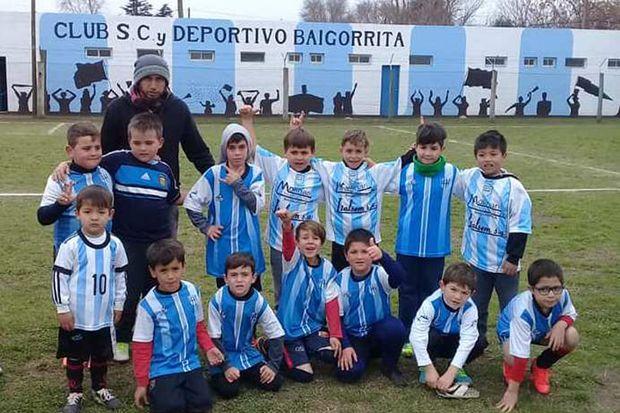 Deportivo Baigorrita.