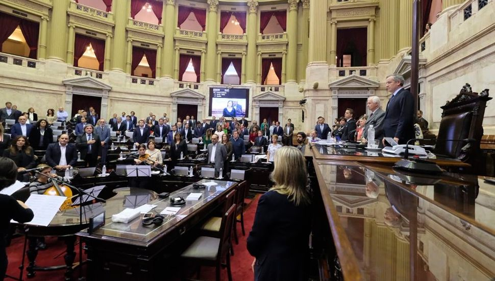 """El oficialismo dará quorum para debatir la """"emergencia alimentaria"""""""