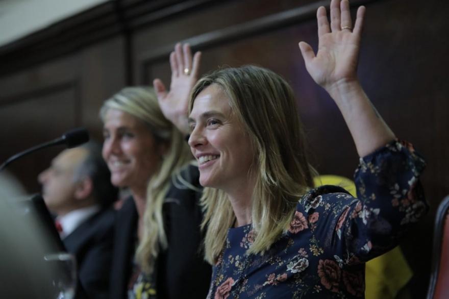 """""""Casi la mitad del electorado pehuajense confía en nosotros"""", resaltó Beccar Varela - Diario Democracia"""