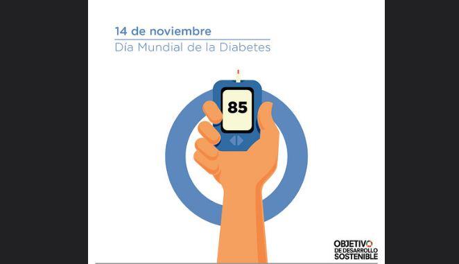Este 14 de noviembre Lincoln se suma al Día Mundial de la Diabetes - Diario Democracia