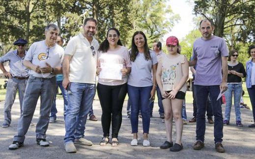 Lincoln: los empleados municipales celebraron su día en el Parque - Diario Democracia