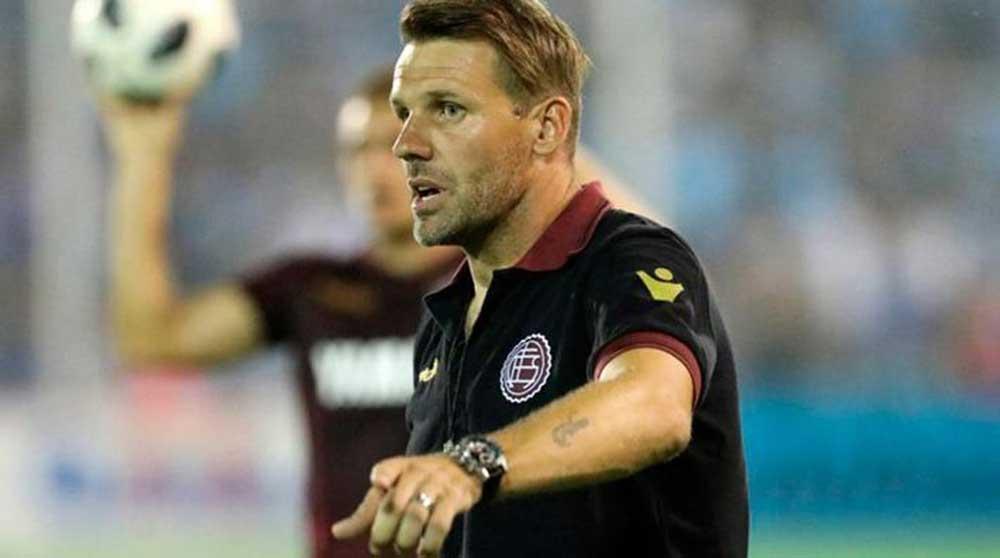 Ezequiel Carboni es el nuevo entrenador de Argentinos Juniors ...