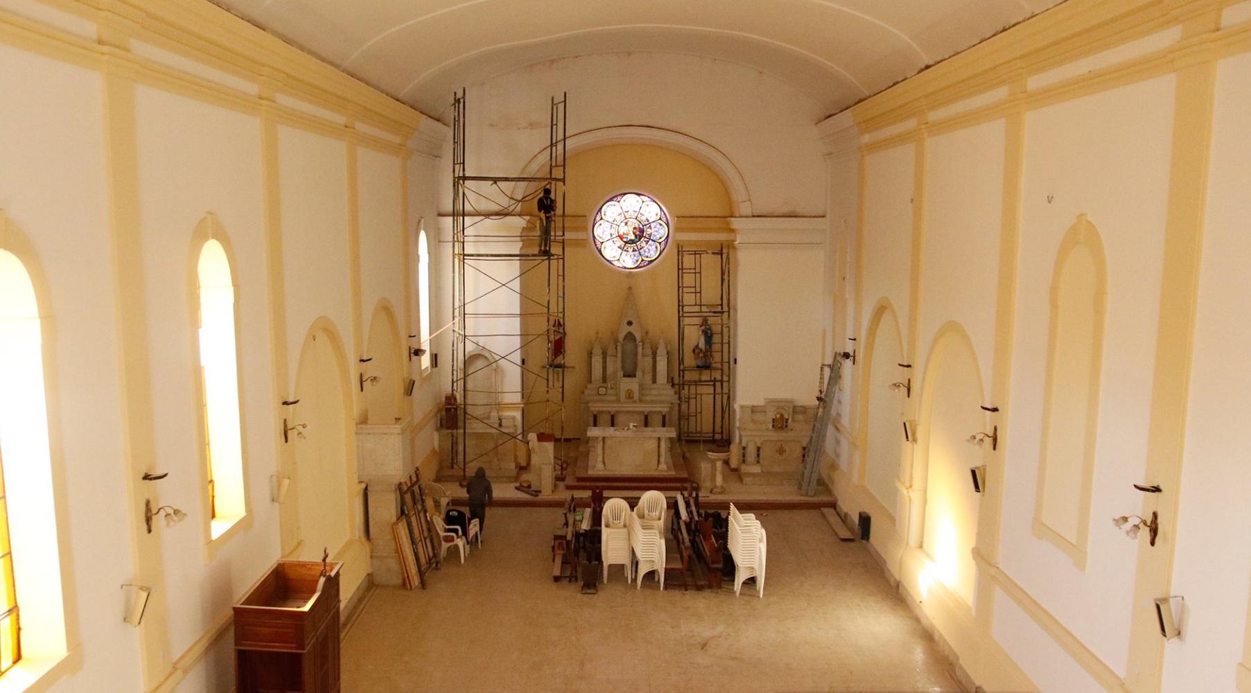 Parts in the San José parish • Diario Democracia