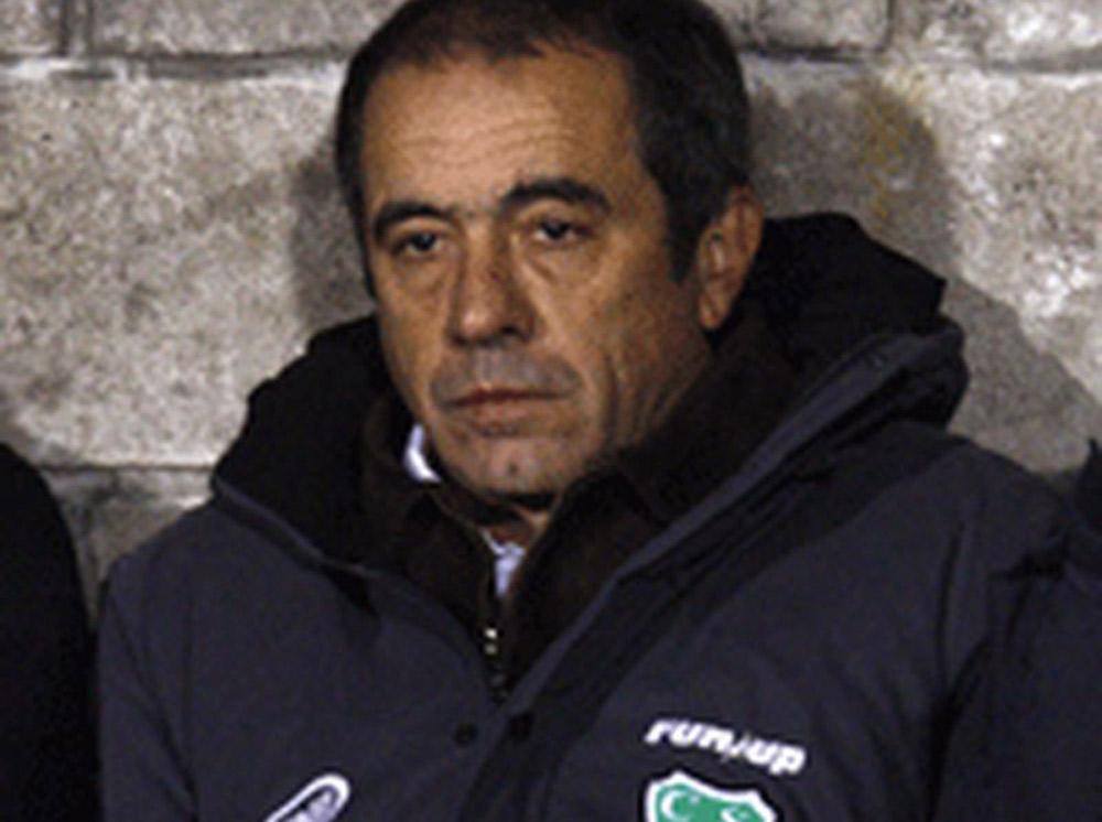 Mario Rizzi, exfutbolista y director técnico