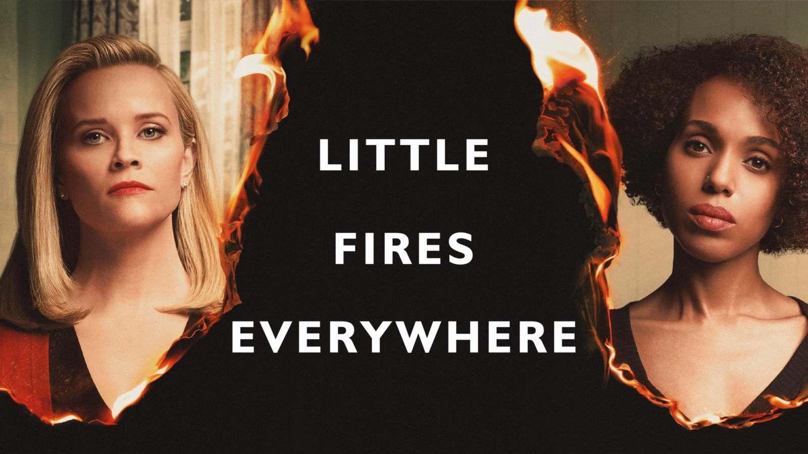 Little fires serie recomendada