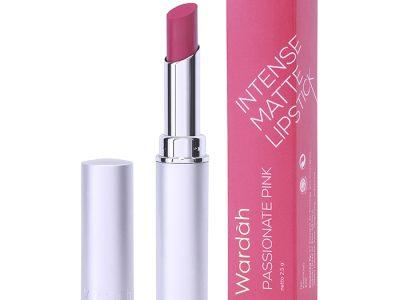 Harga Wardah Intense Matte Lipstick