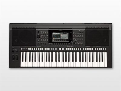 Keyboard Musik Workstation Yamaha PSR-S770