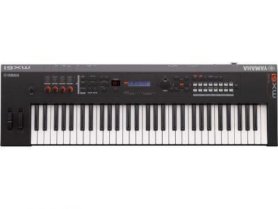 keyboard yamaha mx61_bk