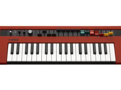 Keyboard Mini Mobile Yamaha Reface YC