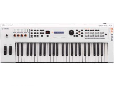keyboard yamaha mx49_wh