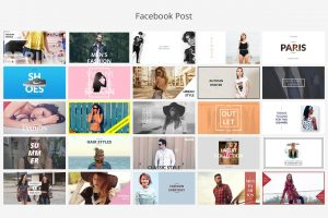 Promotional Facebook Posts for Fashion Brands