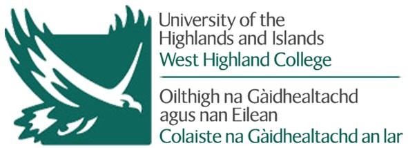 West Highland College UHI