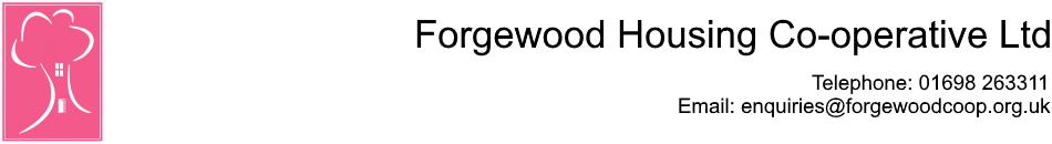 Forgewood Housing Co-operative Ltd