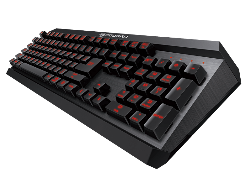 Cougar 450K Hybrid Mechanical Keyboard
