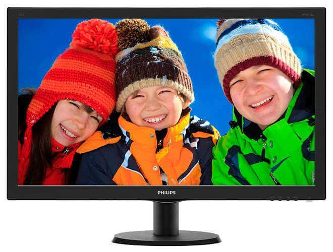 "Philips 273V5LHAB 27"" LED Monitor"