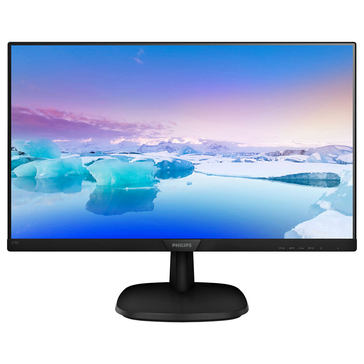 "Philips 273V7QDAB 27"" IPS LED Monitor"