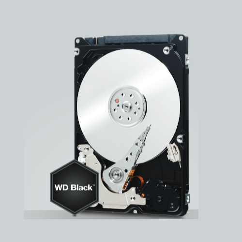 "Western Digital WD5000LPLX 500GB Black 2.5"" HDD"