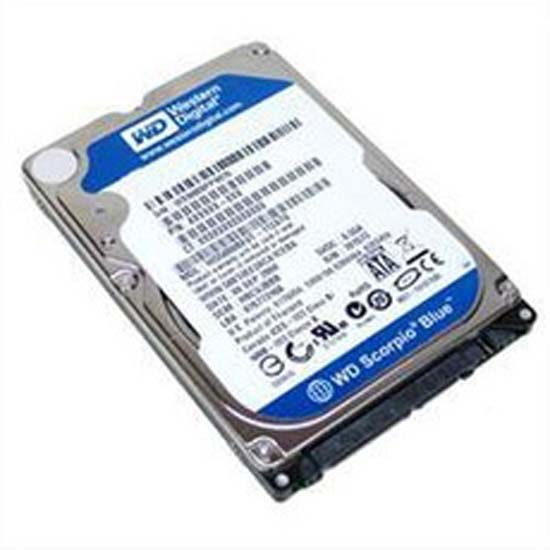 "Western Digital Scorpio Blue WD5000LPVX 500GB 2.5"" HDD"