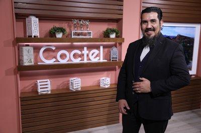Coctel con Luciano Tamayo