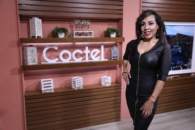 Coctel con Clara Romero