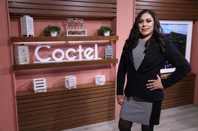 Coctel con Natalia