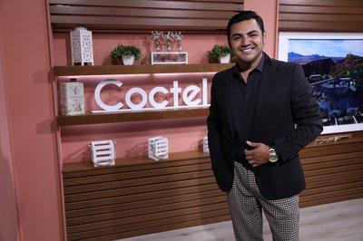 Coctel con Eduardo Gómez