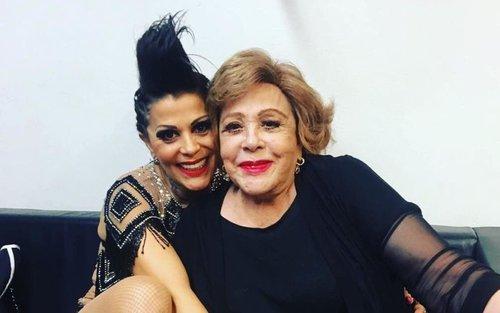 Alejandra Guzmán considera que ejecutivos de Televisa no valoran a su mamá