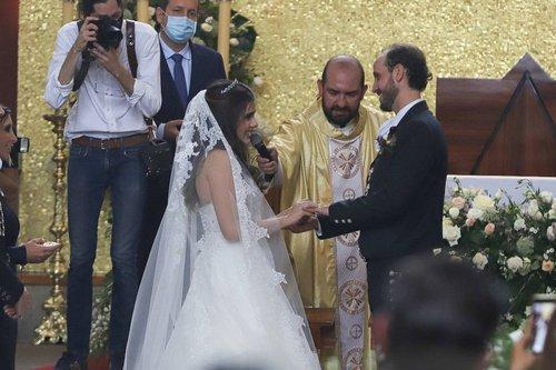 Atacan a Camila Fernandez por su boda en plena pandemia y especulan embarazo