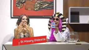 Di Maury Vidente predice el futuro a Claris