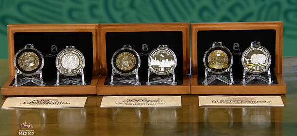 Monedas-Bicentenario-Indepencia