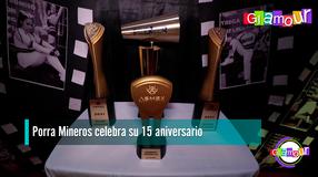 Porra Mineros celebra su 15 aniversario