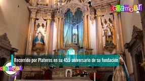 Recorrido por Plateros en su 455 aniversario de su fundación
