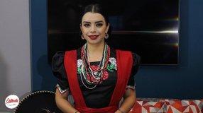 La Reina de los Charros de Zacatecas Saraí Arango