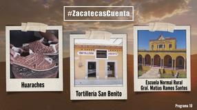 Programa 10; Zacatecas Cuenta