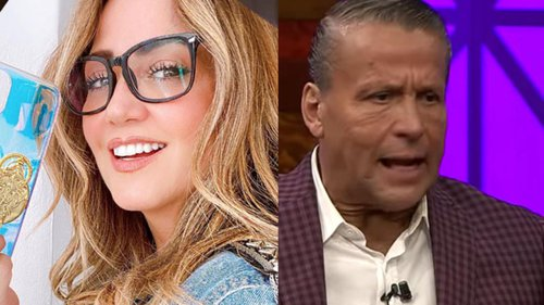 "Alfredo Adame dice que Andrea Legarreta es ""ignorante"""
