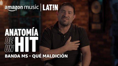 """Amazon lanza mini documental dedicado a la Banda Ms sobre el origen de """"Qué Maldición"""""""