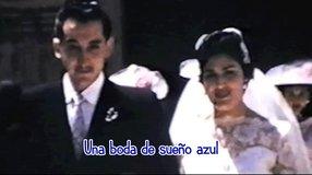 Una boda de sueño azul