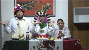 Chuguitas Gordillo colabora con Di Maury Vidente
