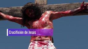 Crucifixión de Jesús; Por si no pudiste verlo.. te dejamos el 𝐂𝐚𝐩í𝐭𝐮𝐥𝐨 𝐂𝐨𝐦𝐩𝐥𝐞𝐭𝐨.