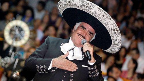 Vicente Fernández cumple 81 años de vida
