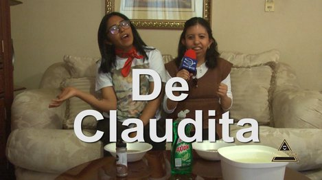 El_show_de_Claudita_experimento
