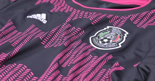 Selección Mexicana presenta su nuevo jersey de local para el 2021