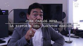 "La historia del ""Locutor Karisma"""