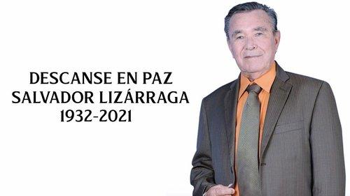 Fallece Don Salvador Lizárraga, fundador de La Original Banda El Limón