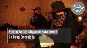 Paranormal; La Casa Embrujada