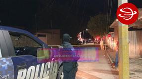 Fresnillo; asesinan a siete personas en la colonia Las Flores