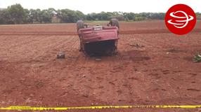 Fatal accidente cobra la vida de dos jóvenes en Sombrerete