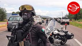 """Encuentran cadáver """"encobijado"""" cerca de la FGR en Zacatecas"""